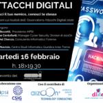 webinar_CDI_Attacchi digitali. Conosci il tuo nemico, conosci te stesso_16feb21