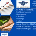 webinar CDT_Le PMI si raccontano…le sfide del mercato, l'innovazione, il territorio, le sinergie, il futuro_29giu20
